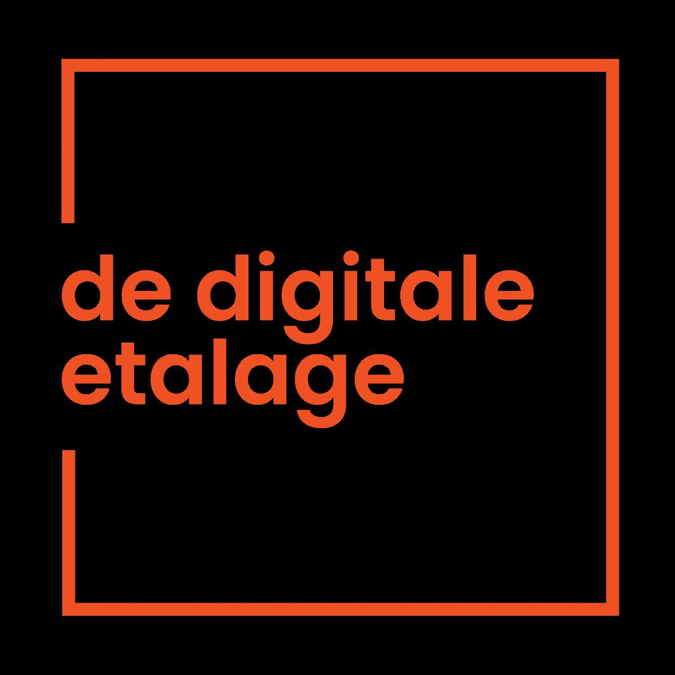 De Digitale Etalage